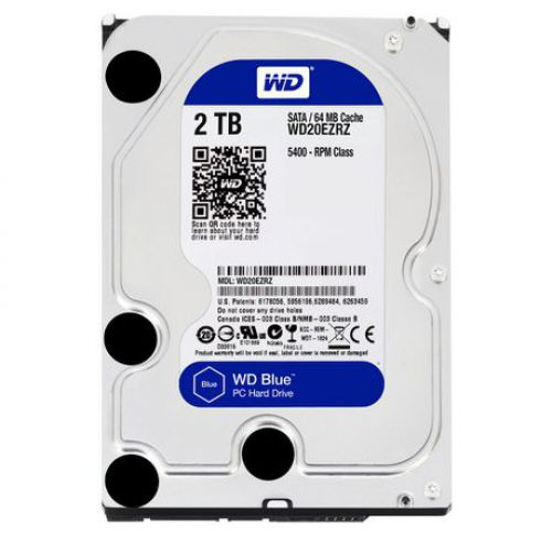 HDD WD BLUE 2TB