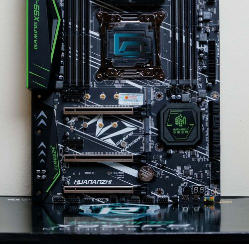 MAIN HUANANZHI X99 F8 GAMING 8 DDR4 DIMM
