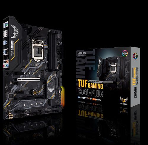 MAINBOARD ASUS TUF GAMING B460-PLUS