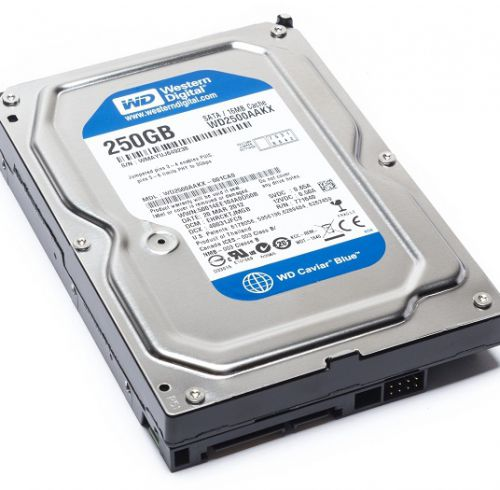 HDD WD BLUE 250GB