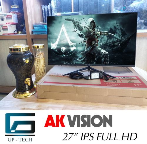 LCD AK VISION 27 INCH IPS FULL HD