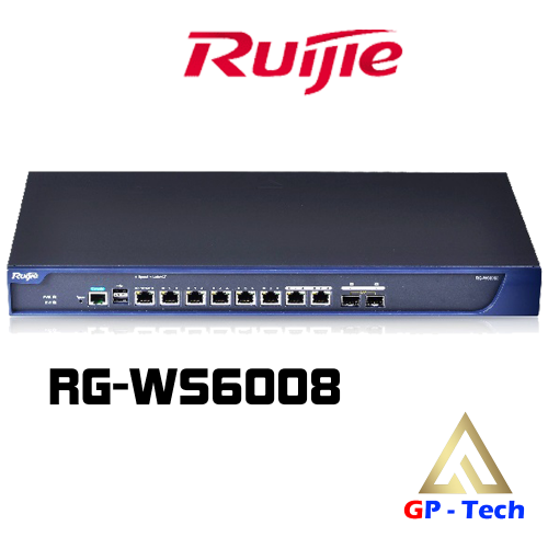 Wireless Access Controller RUIJIE RG-WS6008